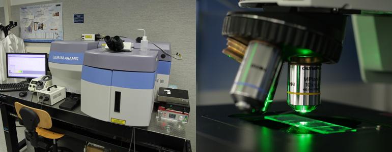 Raman-spectrometer